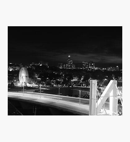 N City Photographic Print