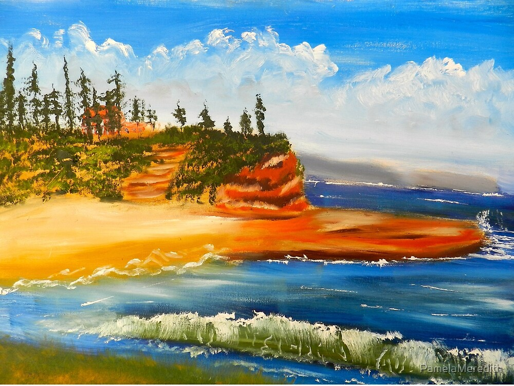 Headlands  by PamelaMeredith