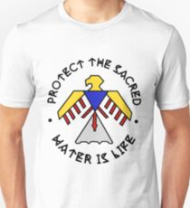 PROTECT THE SACRED Unisex T-Shirt