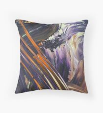 Bold Abstract - Balance Throw Pillow