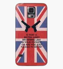 Or are you just pleased to see me? Case/Skin for Samsung Galaxy