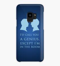 I'd Call You A Genius II Case/Skin for Samsung Galaxy