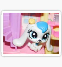 Littlest Pet Shop Bunny Sticker