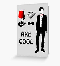 Cool Greeting Card