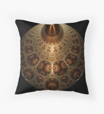 Bounding Infinity Throw Pillow