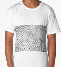 The Louvre! Long T-Shirt