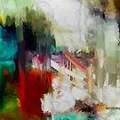Abstract Staircase by SherriOfPalmSprings Sherri Nicholas-