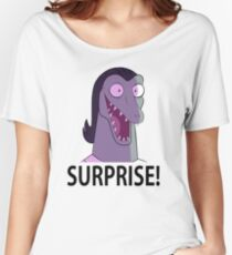 SURPRISE! Women's Relaxed Fit T-Shirt