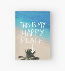 Happy Place Hardcover Journal