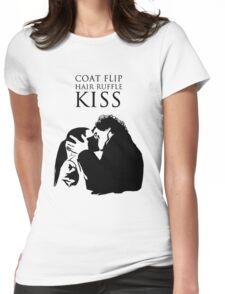 Sherlock and Molly Kiss II T-Shirt