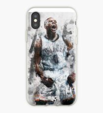 "Russell Westbrook ""Take Flight""  iPhone Case"