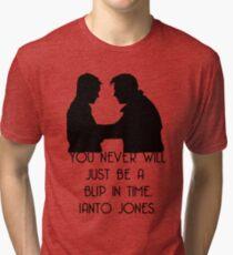 Blip In Time Tri-blend T-Shirt
