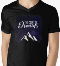 The Court of Dreams - ACOMAF Men's V-Neck T-Shirt