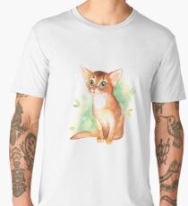 Ginger kitten Men's Premium T-Shirt