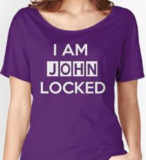 Johnlocked Women's Relaxed Fit T-Shirt
