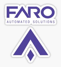 FARO Automated Solutions Sticker