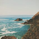 Oregon Coast by Leah Flores