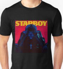 STARBOY tour 2017 Unisex T-Shirt
