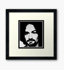 Charles Manson - Classic Framed Print