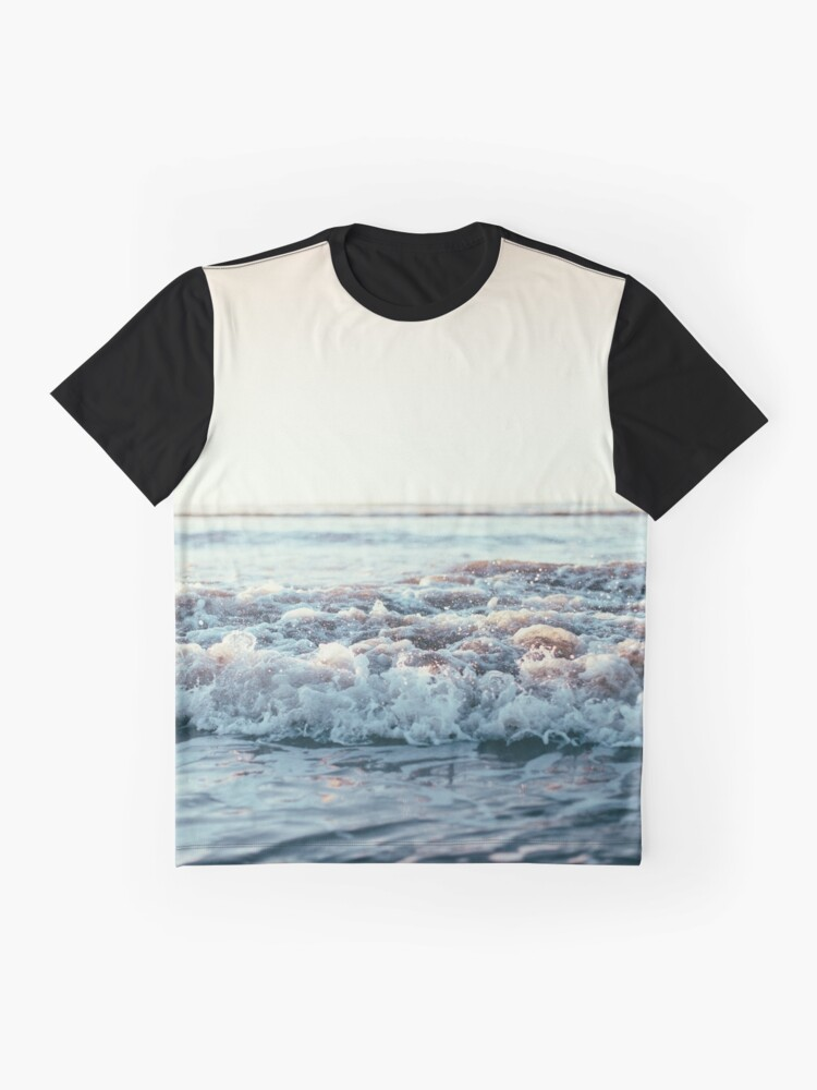 Alternate view of Pacific Ocean Graphic T-Shirt
