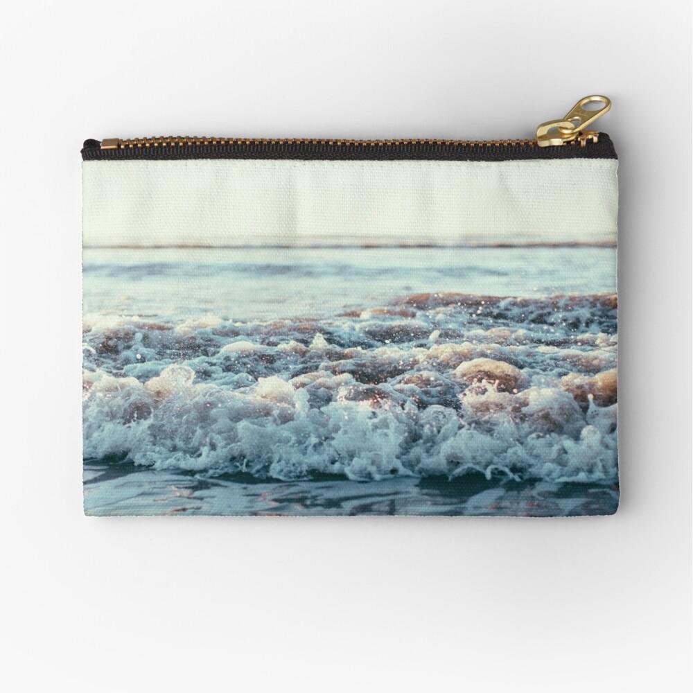Pacific Ocean Zipper Pouch