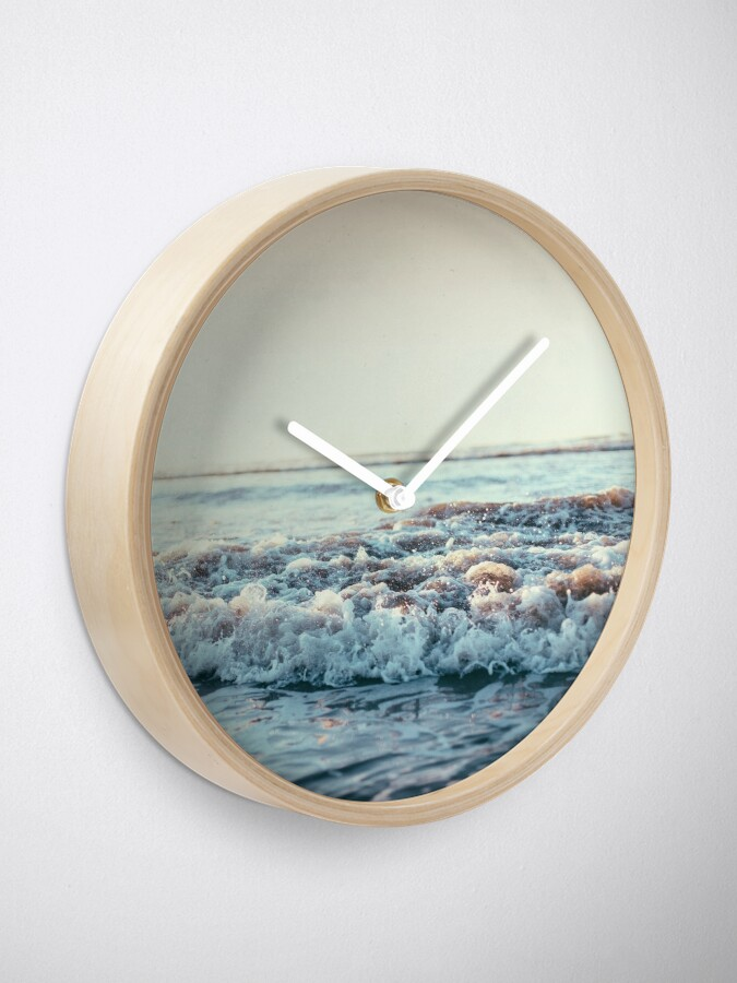 Alternate view of Pacific Ocean Clock