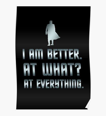 I Am Better Poster