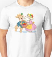 easter bunny and egg T-Shirt