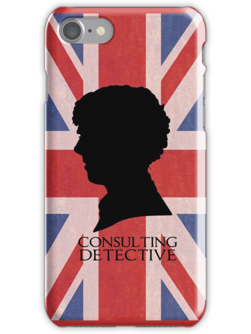 Consulting Detective by saniday