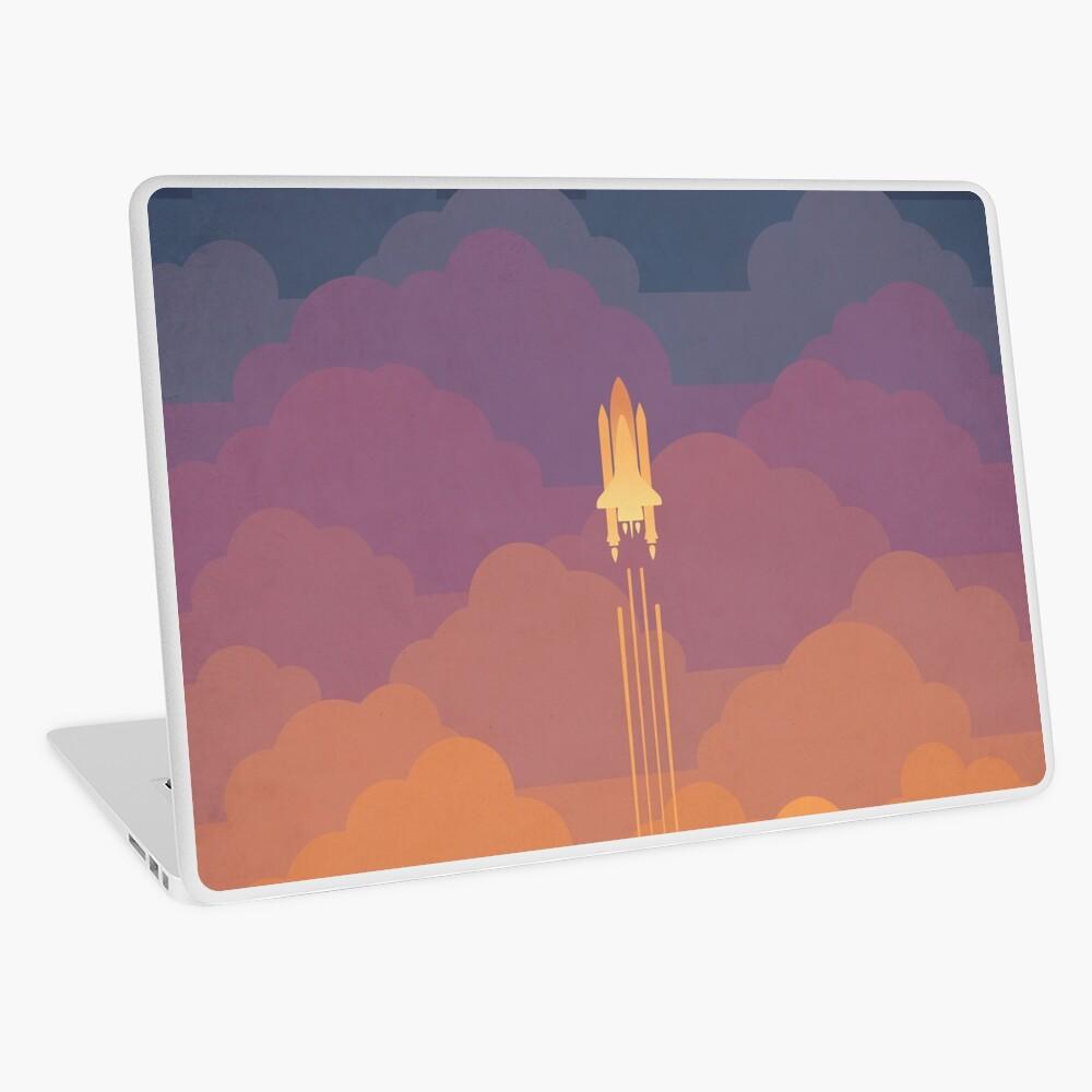 Clouds Laptop Skin