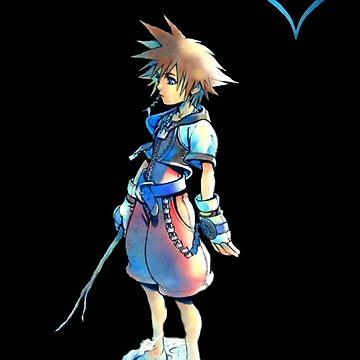 Kingdom Heart - Sora by SteveG2007