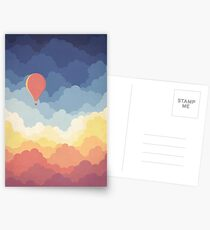 Balloon Postcards