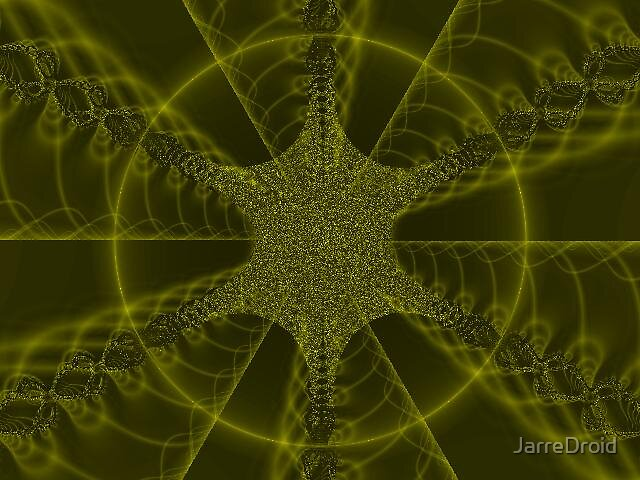 Magnetic Fields 1 by JarreDroid