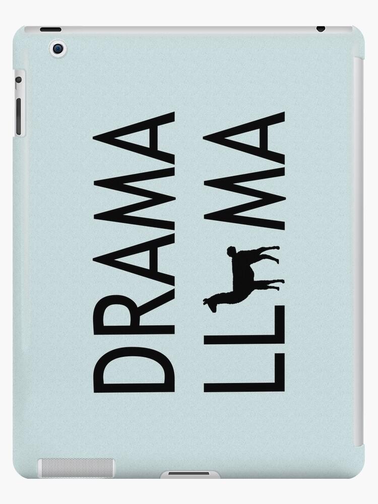 Drama Llama by saniday