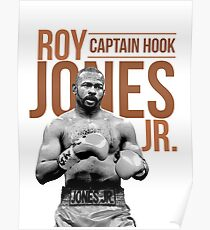 Roy Jones Jr. Poster