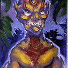 jungle beast by Derek Mullins