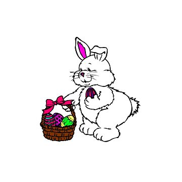 easter bunny by Nayla475