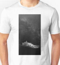 Don't wake the wolf Unisex T-Shirt