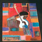 Jimmy Hendrix by Hadassah