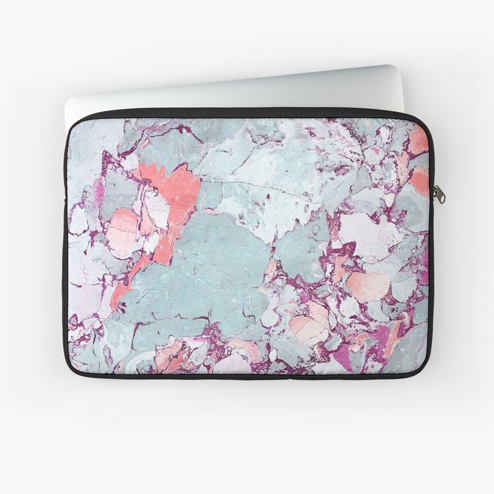 Marmor Art V13 #redbubble #muster #home #tech #lifestyle Laptoptasche