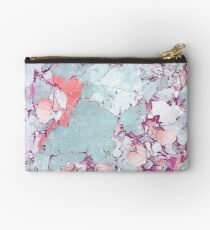 Marble Art V13 #redbubble #pattern #home #tech #lifestyle Studio Pouch