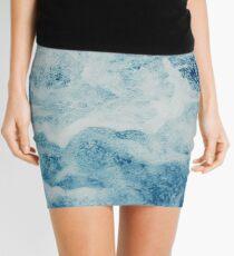 Sea Mini Skirt