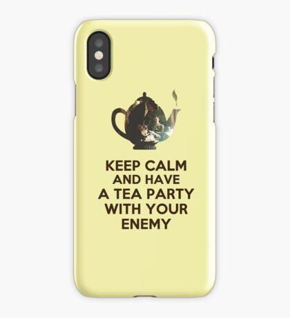 Tea Party iPhone Case/Skin