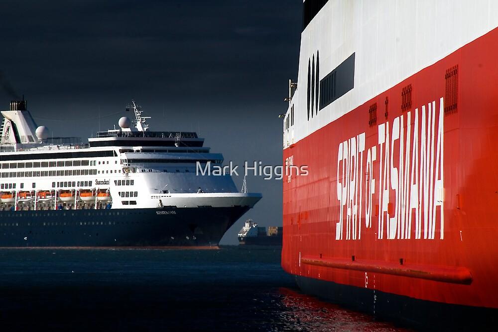Cruising by Mark Higgins