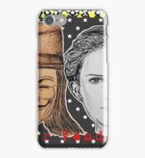 (V For Vendetta - We The People) - yks by ofs珊 iPhone Case/Skin