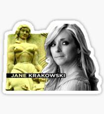 Jane Krakowski 30 Rock Sticker