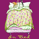 In Bed with Music - Clarinet and Trombone by didielicious