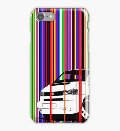 T4 Stripes iPhone Case/Skin