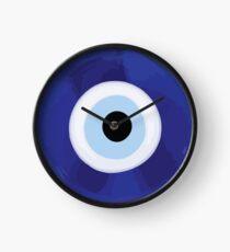 Evil Eye Clock