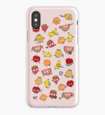 Fun Fruits iPhone Case/Skin
